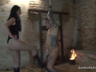 Mistress Luciana - A Loving Balls Treatment [FullHD 1080P] - Screenshot 1