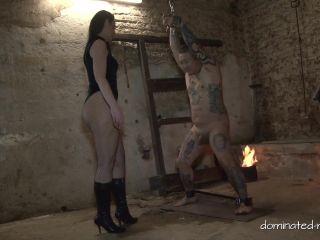 Mistress Luciana - A Loving Balls Treatment [FullHD 1080P] - Screenshot 5
