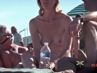 Beautiful on Naturist Plage 09