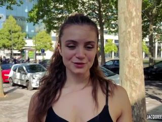 Claire, Venera Maxima, Polina Maxim - Claire, 22, Takes A Test With Verena And David! - JacquieEtMichelTV, Indecentes-Voisines (SD 2020)
