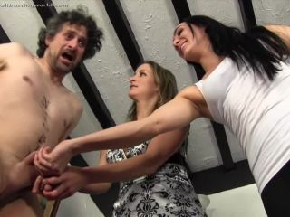 Ballbusting World presents Nikki, Chloe in Fertility Treatment