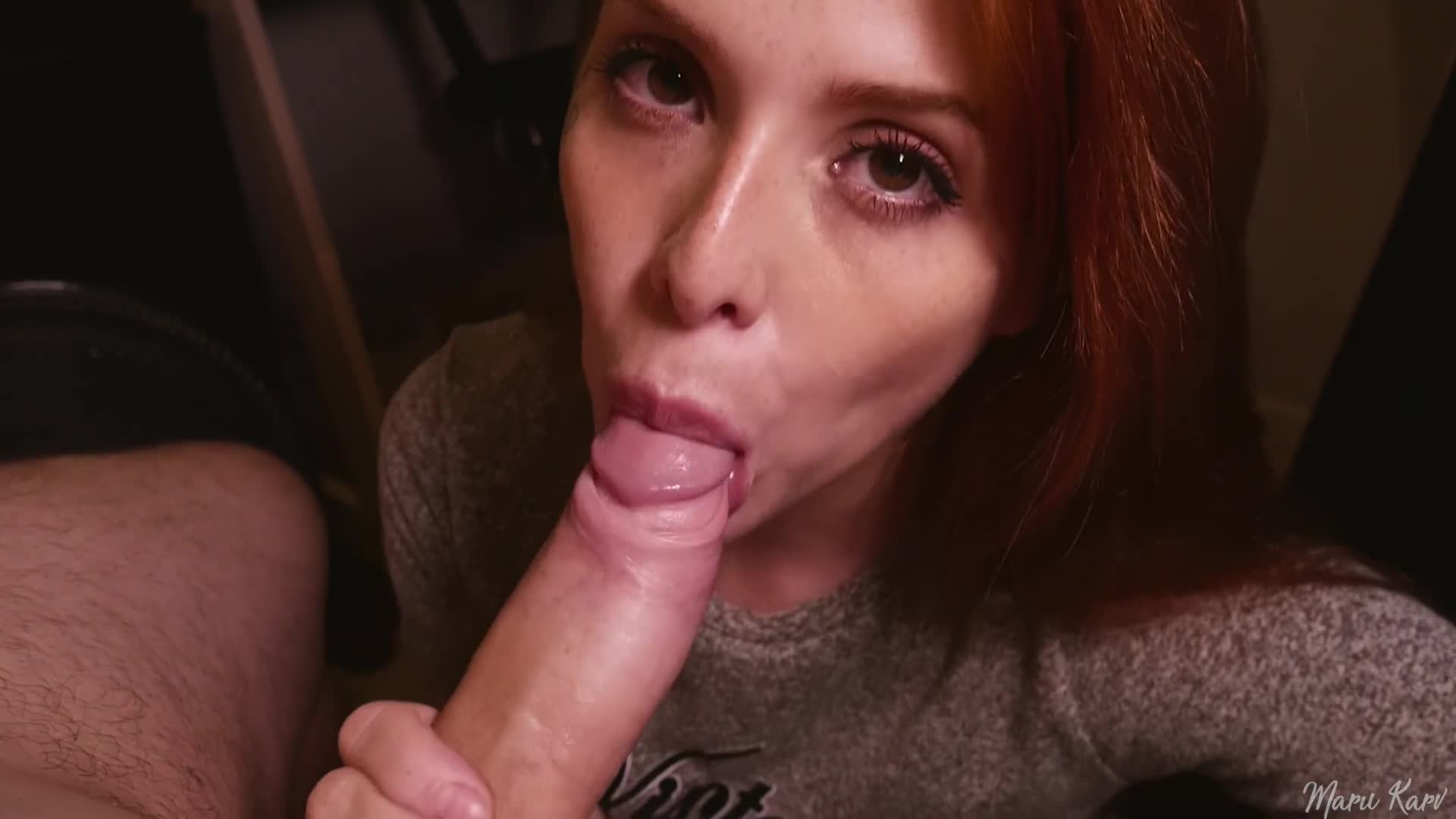 Mature Blowjob Long Nails