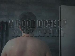 Lady Mystique - A good dose of faceslapping