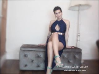 Madam Violet – 5 Day Cock Control – DAY 5