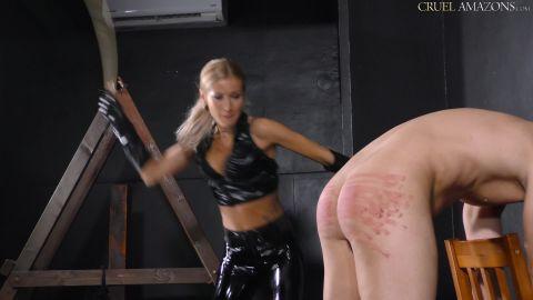 Mistress Tatjana - Mistress Tatjana's Painful Caning (1080p)