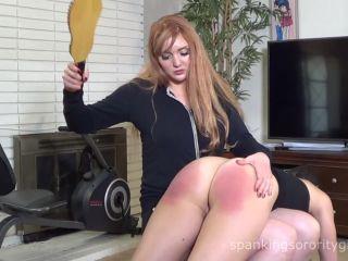 Episode 215 Veronica Spanks Paddles Arielle