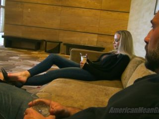 Femdom – The Mean Girls – Public Humiliation Of A Loser – Goddess Platinum