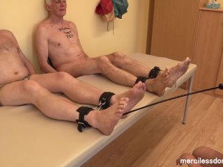 Merciless Dominas – Feet Torture