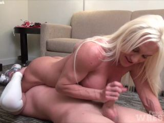 Ashlee Chambers - She&039;s Milking Him. And He Likes It.