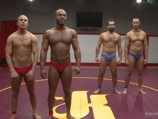 Live Tag Team Matchup: Jessie Colter & DJ vs Eli Hunter & Micah Brandt - Kink  October 28, 2015