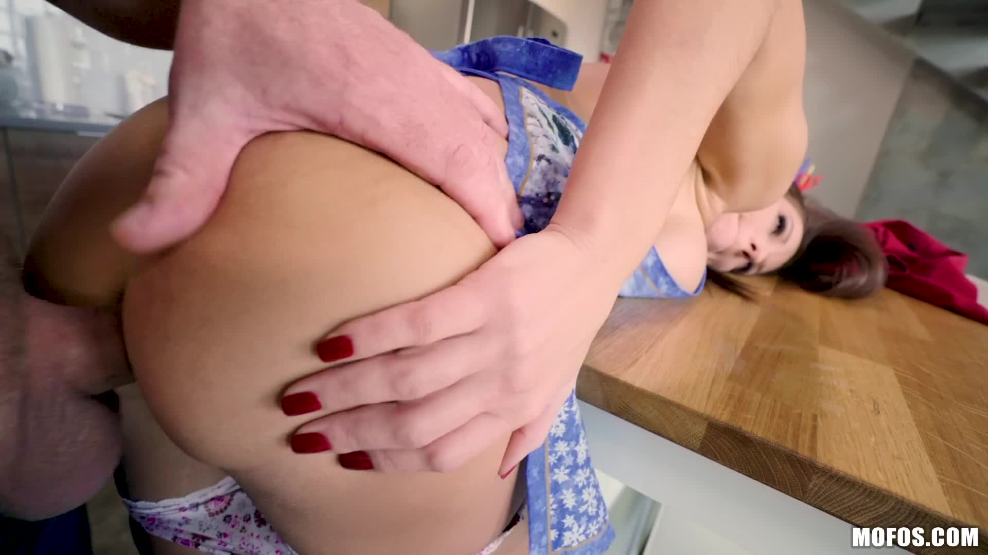 Mandy flores anal