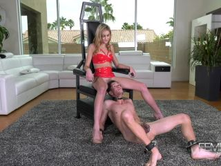 Vicious Femdom Empire – Electric Pussy – Pussy Worship