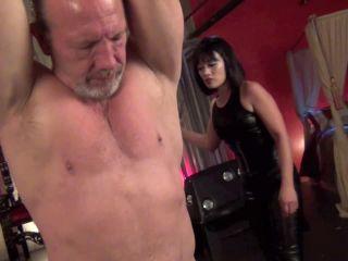 Fetish – Asian Cruelty – A BRUTAL DRESSAGE WHIPPING Starring Goddess Miki