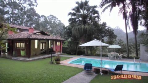 A Casa das Brasileirinhas - Temporada 50 - EpisцЁdio 01 - Evelyn Buarque
