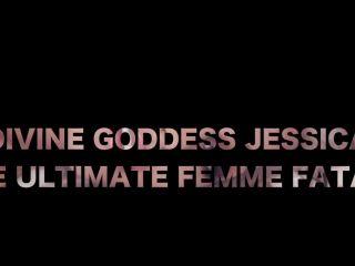 Divine Goddess Jessica – Titty Trance JOI – Instructions, Tit Worship on femdom porn femdom fleshlight