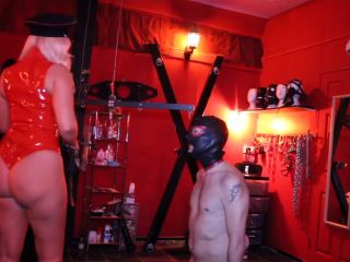 Spitting – Mistress Lavinia – Intimidated & Punished