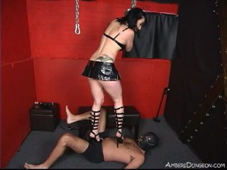 Ambers Dungeon – Mistress Gia – Hurt You