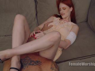 Pussy Licking – Female Worship – Tell Me I Taste Good – Miss Alex Harper
