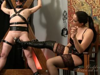 Goddess Alexandra Snow  Ruined for Chastity