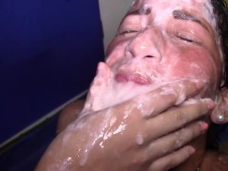Deep Throat Fucking Two Puking in One Camila Alicia Ashley Complete
