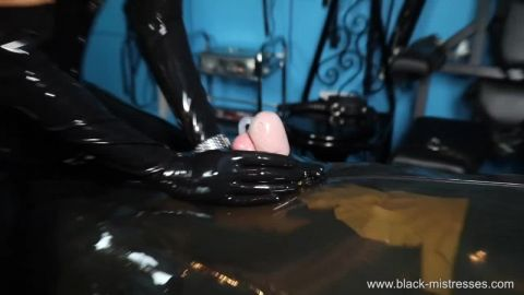 (The Black Later Goddess Pretty Painless) of (Black Mistresses) studio [HD 720P]