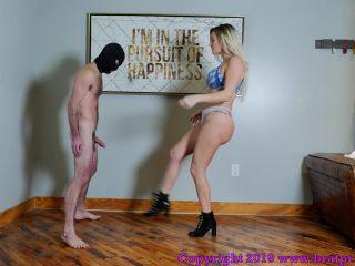 Goddess Becky – Brat Princess 2 – Becky – Ballbusting and Ass Worship