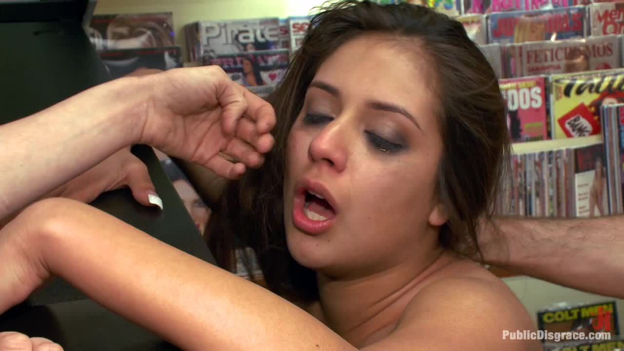 Public Agent Big Ass Brunette