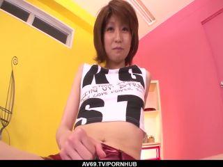 Porn Perfect scenes of pov on cam with slim rei sasaki