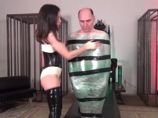 Slave Training – Asian Cruelty – YOU WILL ONLY BREATH MY ASS – Goddess Pepper
