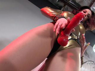 Strap-on – VICIOUS FEMDOM EMPIRE – Popping His Cherry Starring Chanel Preston