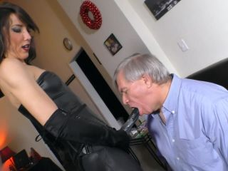 fur coat fetish big ass | Worship The Wolfe – Putting Daddy To Sleep With My Dick (1080 HD) – Pegging – Anal, Ass Fucking | strap-on