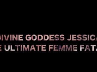 Goddess Jessica - All Mine - Instructions - Female Domination, Powerful Women - cum countdown on masturbation