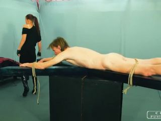 CRUEL PUNISHMENTS  SEVERE FEMDOM  Growing intensity. Starring Lady Anette