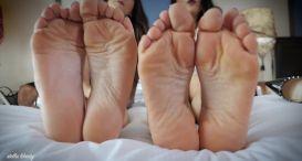 Stella Liberty – Teacher's Pet Feet JOI