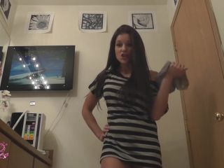MANDYFLORES presents Mandy Flores In Made Toilet Slave