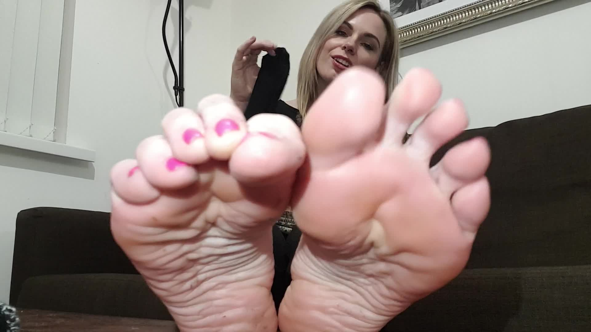 Candid School Teachers Feet