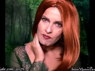 Online femdom video Madam Brandon - Poison Ivy's Kisses