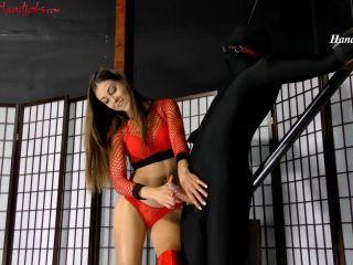 Mistress Lucy - Femdom handjobs IV