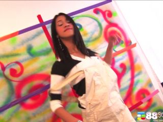 Micy Dances for the Camera - HD