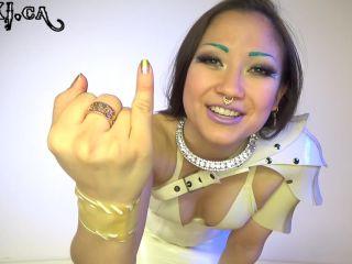 Porn online Clubstiletto - Miss XI - Small Penis Humiliation From Xi femdom