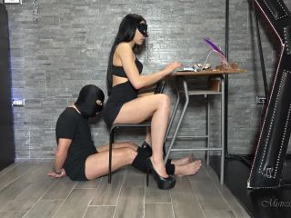 Female Domination – MISTRESS GAIA – NEVER DISAPPOINT MISTRESS GAIA