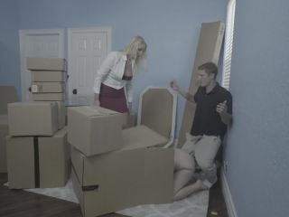 Moms Bang Teens - Dolly Leigh & Vanessa Cage Moving Out Part 1