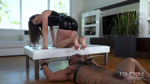 Chanel Preston - Controlled By Feet (1080p)