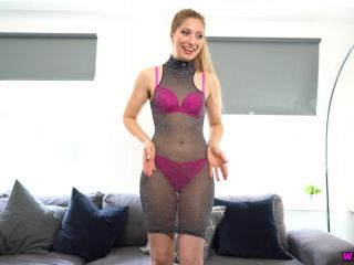Online tube WankItNow - Stephanie Bonham Carter - Naughty Work Colleagues - Instructions