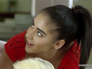 Aysha has always been very shy ... But since she met her neighbor, Lov ...