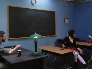 alina lopez femdom Cybill Troy FemDom Anti-Sex League – Ballbusting Blackmail  Starring Cybill Troy & Elena De Luca, ball busting on fetish porn