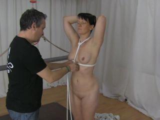 Suspension With Spread Legs 1, ava devine femdom on femdom porn