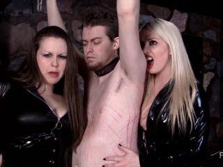 Vicious Femdom Empire – Vampires love the taste of fear – Lexi Sindel, Jenni – Whipping – Bondage Male, Female Domination | femdom empire | bdsm porn black femdom