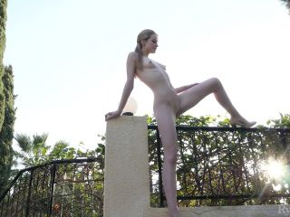 RylskyArt presents Alice May in Star Stair —