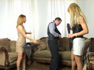 Fun – SADO LADIES Femdom Clips – FLOGGED BY 2 BITCHES. LADY CONSTANCE AND LADY DANA